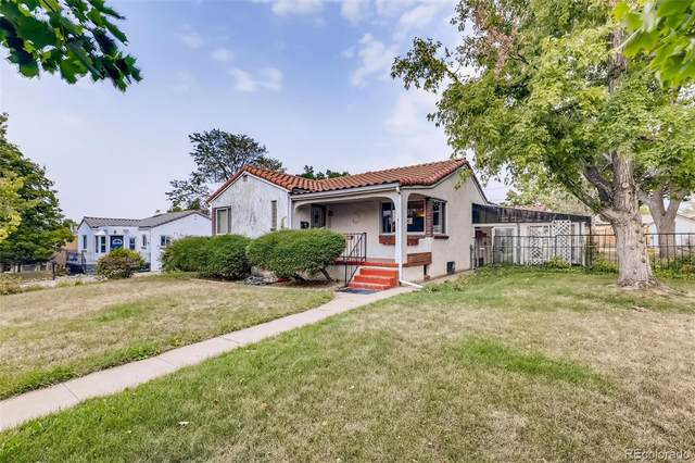 470 S Clay Street, Denver, CO 80219 (#4436001) :: The Brokerage Group