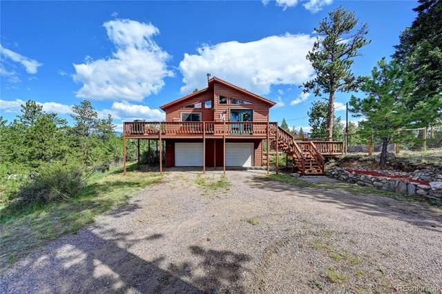 78 Long Ridge Drive, Bailey, CO 80421 (MLS #4437012) :: 8z Real Estate