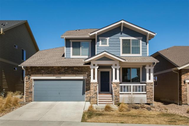 14501 W 85th Lane, Arvada, CO 80005 (#4437274) :: The Pete Cook Home Group