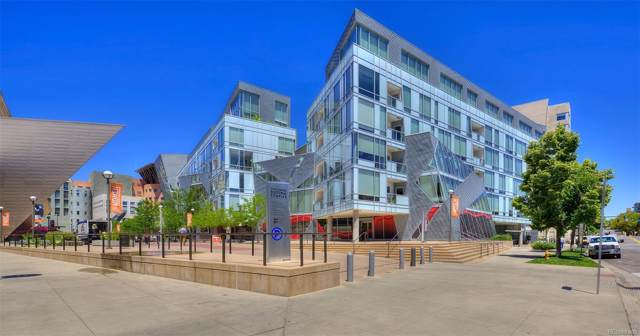 1200 Acoma Street #503, Denver, CO 80204 (#4437313) :: The HomeSmiths Team - Keller Williams