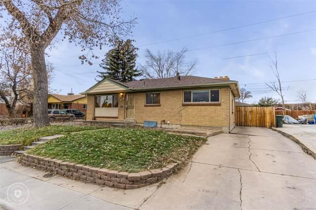 10825 Clarkson Street, Northglenn, CO 80233 (MLS #4437359) :: 8z Real Estate