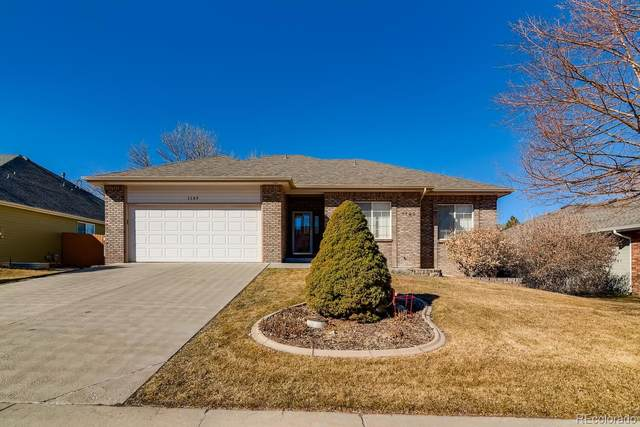 1149 52nd Avenue Court, Greeley, CO 80634 (MLS #4437430) :: 8z Real Estate