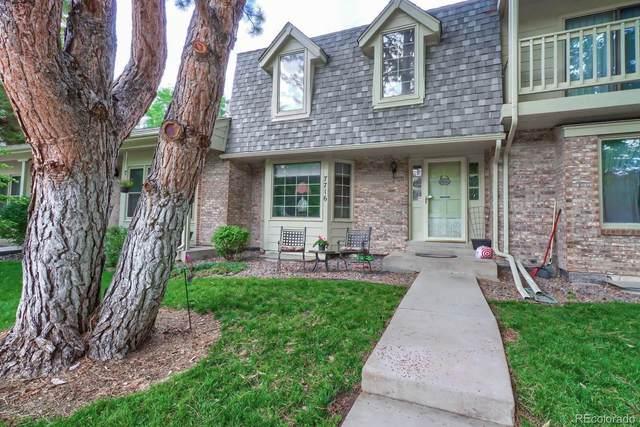 7716 S Cove Circle, Centennial, CO 80122 (MLS #4437723) :: 8z Real Estate