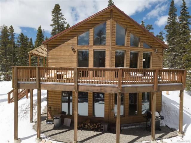 1703 County Road 14A, Fairplay, CO 80440 (MLS #4437917) :: 8z Real Estate