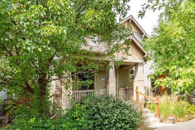 2537 Wabash Street, Denver, CO 80238 (MLS #4438218) :: 8z Real Estate