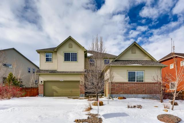 3417 Falling Star Place, Castle Rock, CO 80108 (#4439010) :: The Griffith Home Team