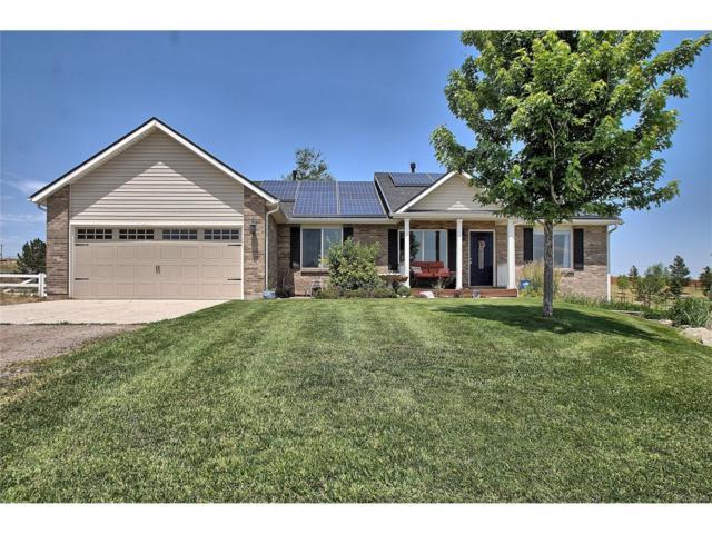 2622 Remington Road, Elizabeth, CO 80107 (MLS #4439469) :: 8z Real Estate