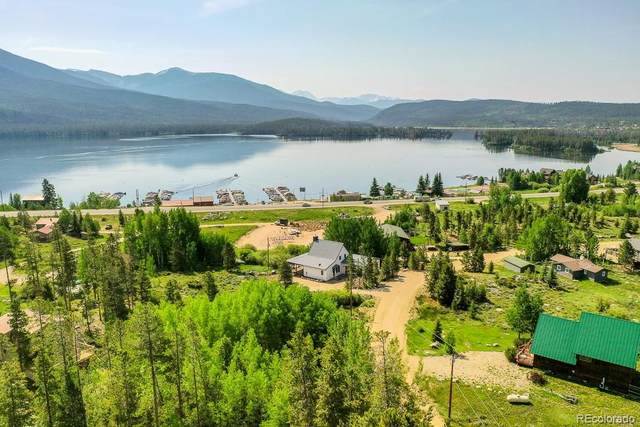 321 County Road 465, Grand Lake, CO 80447 (#4440063) :: Berkshire Hathaway HomeServices Innovative Real Estate