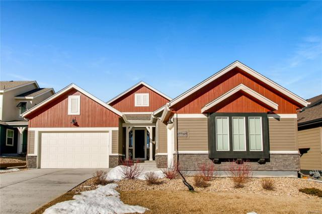 17797 W 87th Avenue, Arvada, CO 80007 (MLS #4440114) :: Kittle Real Estate