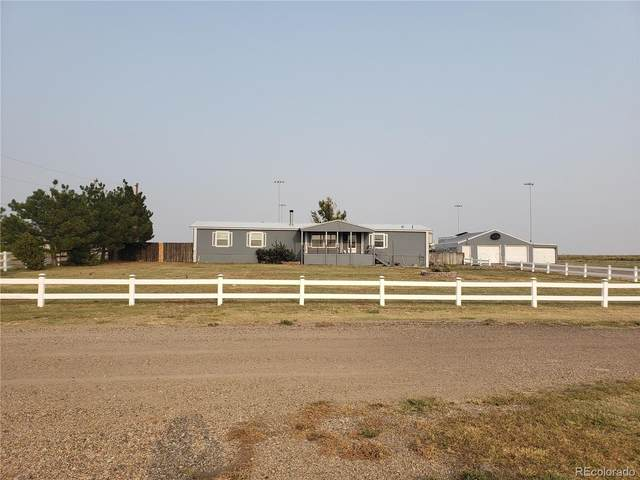 400 Texas Avenue, Seibert, CO 80834 (#4440766) :: Berkshire Hathaway HomeServices Innovative Real Estate