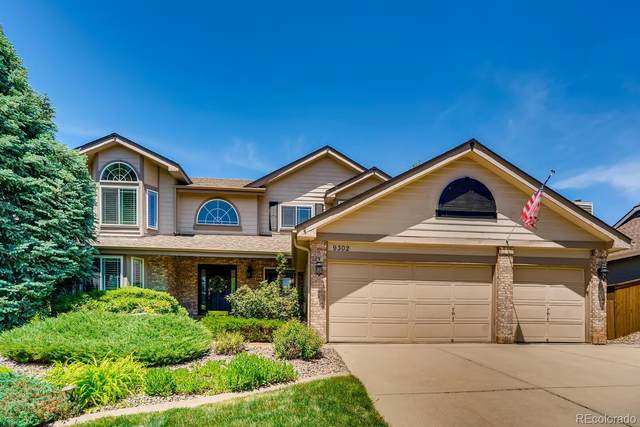 9302 Prairie View Drive, Highlands Ranch, CO 80126 (#4440856) :: The Gilbert Group
