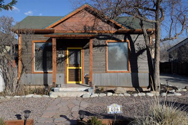406 Cedar Street, Buena Vista, CO 81211 (MLS #4440915) :: Bliss Realty Group