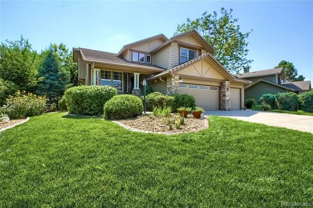 9372 Prairie View Drive, Highlands Ranch, CO 80126 (#4440958) :: The DeGrood Team