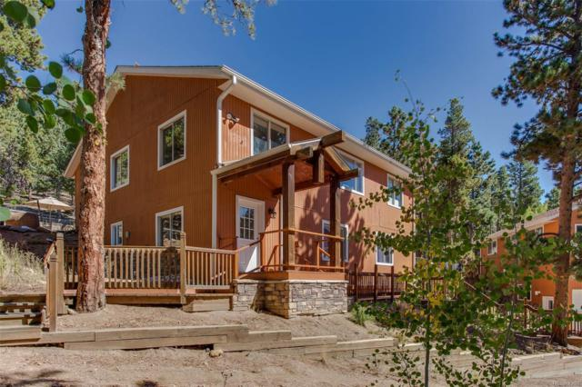 606 Haul Road, Nederland, CO 80466 (#4441050) :: Bring Home Denver
