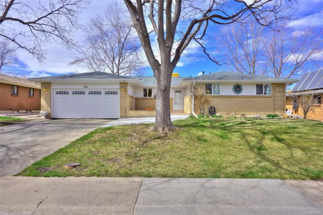 1277 S Independence Street, Lakewood, CO 80232 (#4441484) :: The Peak Properties Group