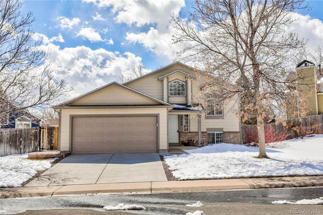 5700 E Melody Way, Castle Rock, CO 80104 (MLS #4441564) :: 8z Real Estate