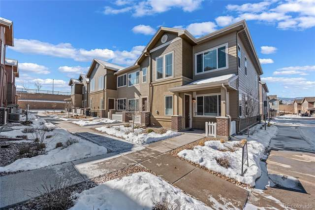 15476 W 64th Loop C, Arvada, CO 80007 (#4441619) :: The Gilbert Group