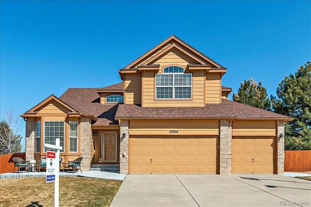 22024 Pebble Brook Lane, Parker, CO 80138 (#4441672) :: Arnie Stein Team | RE/MAX Masters Millennium