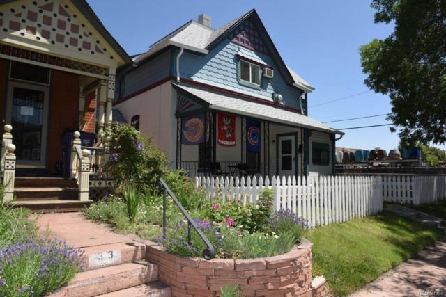 23 W Cedar Avenue, Denver, CO 80223 (#4441994) :: The HomeSmiths Team - Keller Williams