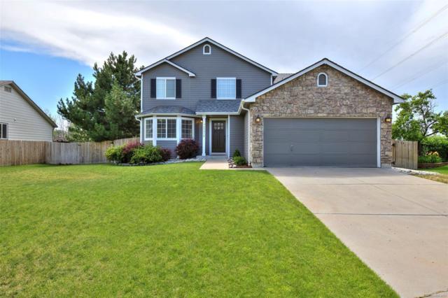 23512 Glenmoor Drive, Parker, CO 80138 (#4442836) :: HomePopper