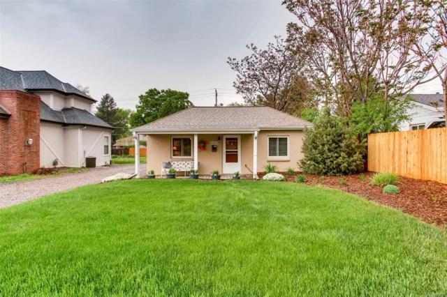 1171 Quebec Street, Denver, CO 80220 (#4442896) :: The Pete Cook Home Group