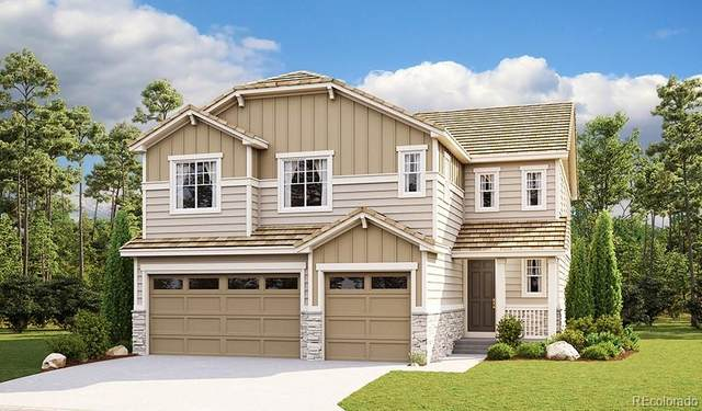 14902 Pepper Pike Drive, Parker, CO 80134 (MLS #4442950) :: 8z Real Estate