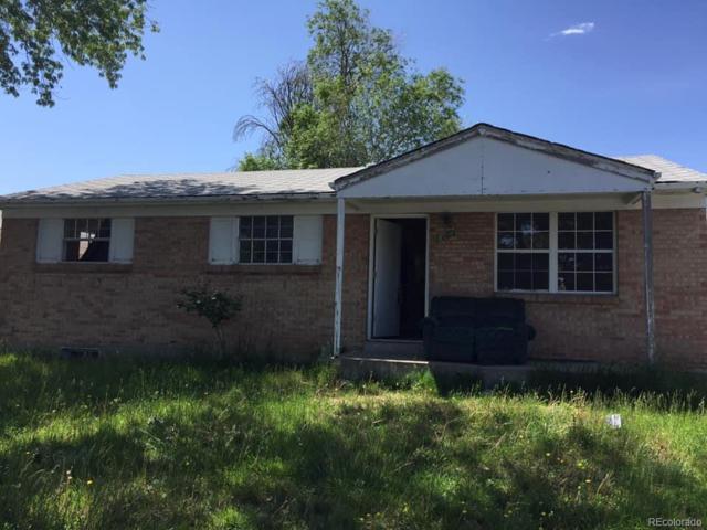 13082 Olmsted Place, Denver, CO 80239 (#4443378) :: Real Estate Professionals