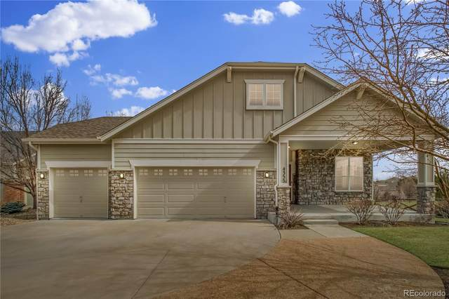 4355 W 107th Drive, Westminster, CO 80031 (#4443467) :: The Dixon Group