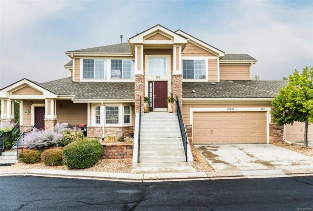 13939 Legend Trail #103, Broomfield, CO 80023 (#4443632) :: The Heyl Group at Keller Williams