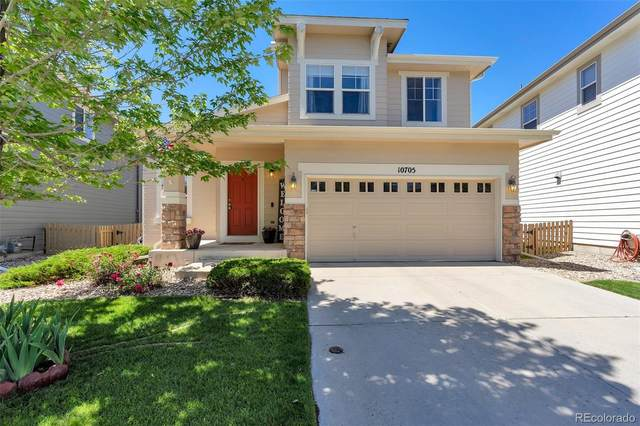 10705 Evondale Street, Highlands Ranch, CO 80126 (#4443776) :: Re/Max Structure