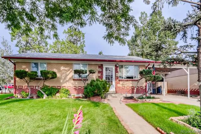 6990 Jasmine Street, Commerce City, CO 80022 (MLS #4444120) :: 8z Real Estate