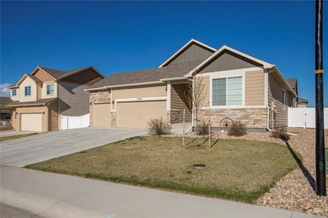 2314 76th Ave Ct, Greeley, CO 80634 (#4444588) :: The Healey Group