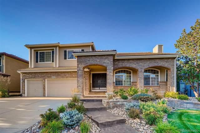 2829 Huntsford Circle, Highlands Ranch, CO 80126 (MLS #4445222) :: 8z Real Estate