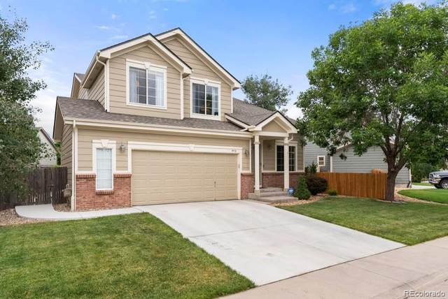 4718 S Ireland Court, Aurora, CO 80015 (MLS #4445401) :: 8z Real Estate