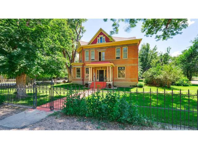1305 W 3rd Street, Florence, CO 81226 (MLS #4445423) :: 8z Real Estate