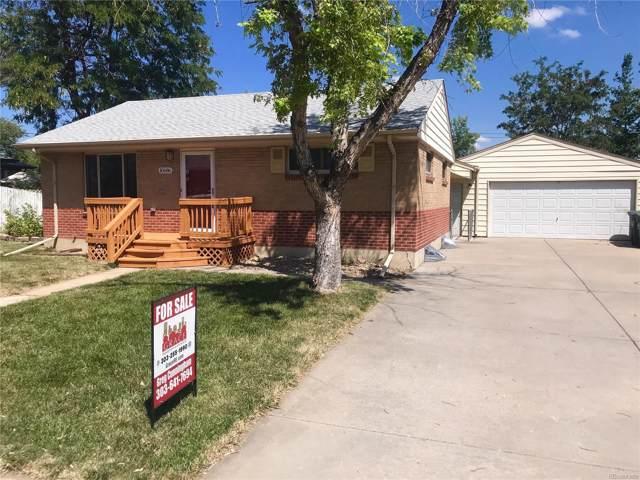10686 Logan Court, Northglenn, CO 80233 (MLS #4445545) :: 8z Real Estate