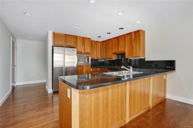 1590 Little Raven Street #505, Denver, CO 80202 (#4445619) :: 5281 Exclusive Homes Realty