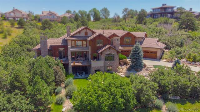 13134 Whisper Canyon Road, Castle Pines, CO 80108 (#4445771) :: Wisdom Real Estate