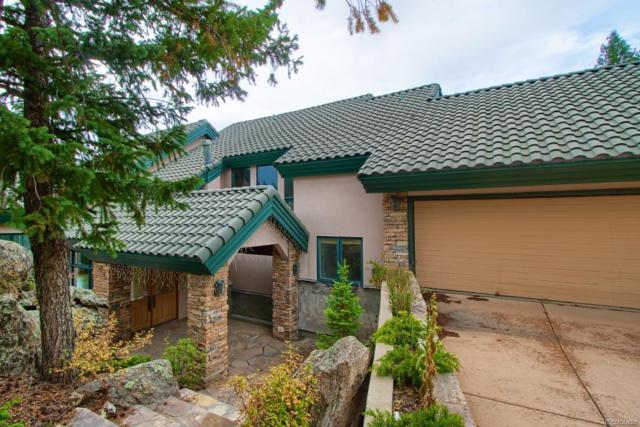 3883 Mountainside Trail, Evergreen, CO 80439 (#4446038) :: The HomeSmiths Team - Keller Williams