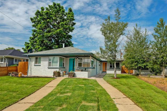 3217 Jasmine Street, Denver, CO 80207 (MLS #4446381) :: 8z Real Estate