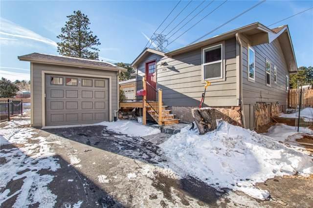 260 Stanley Avenue, Estes Park, CO 80517 (MLS #4446553) :: 8z Real Estate