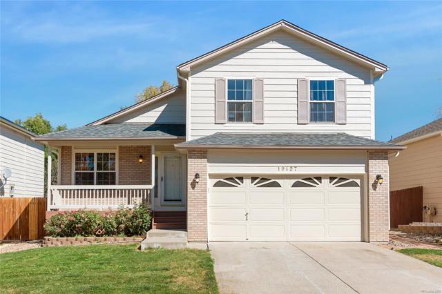 19127 E Bellewood Drive, Aurora, CO 80015 (MLS #4447458) :: 8z Real Estate