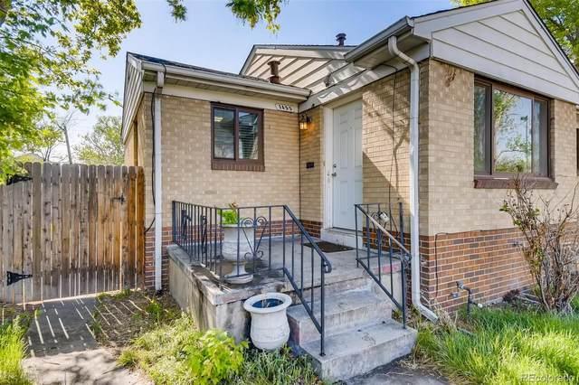 1455 S Ogden Street, Denver, CO 80210 (#4447895) :: The Griffith Home Team