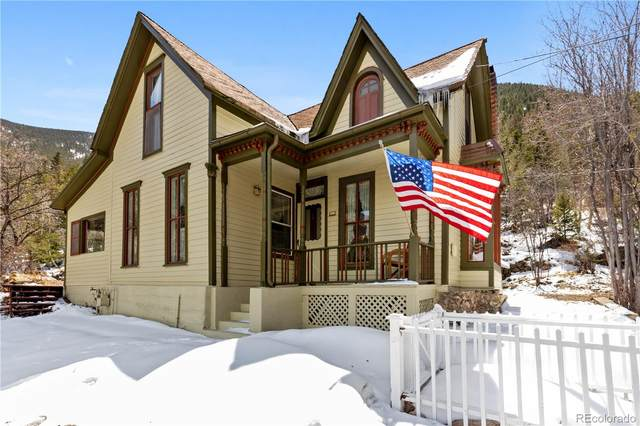 608 1st Street, Georgetown, CO 80444 (#4447897) :: The Dixon Group