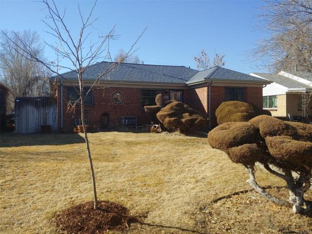 3015 Elm Street, Denver, CO 80207 (MLS #4448021) :: 8z Real Estate