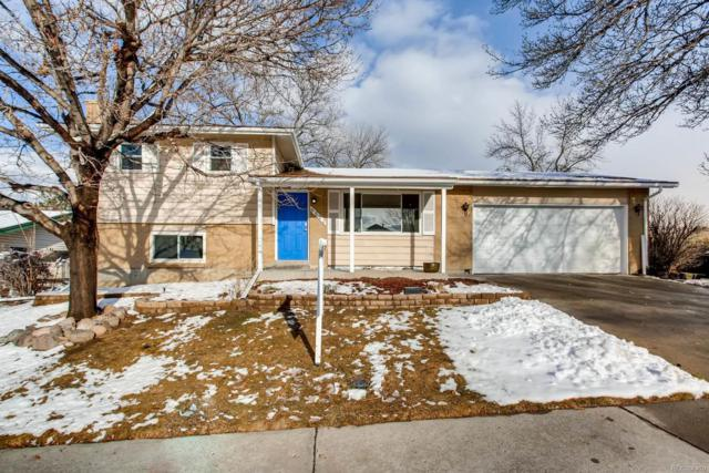 6522 S Albion Way, Centennial, CO 80121 (#4448605) :: Structure CO Group