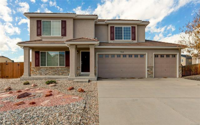 7508 Muhly Court, Colorado Springs, CO 80915 (#4448656) :: The Heyl Group at Keller Williams