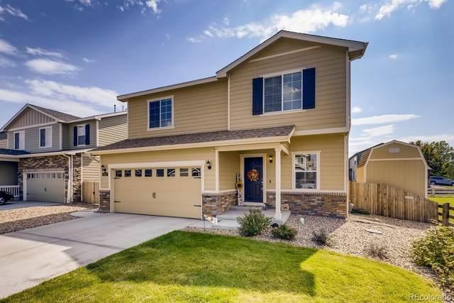 4212 E 95th Circle, Thornton, CO 80229 (MLS #4449368) :: Kittle Real Estate