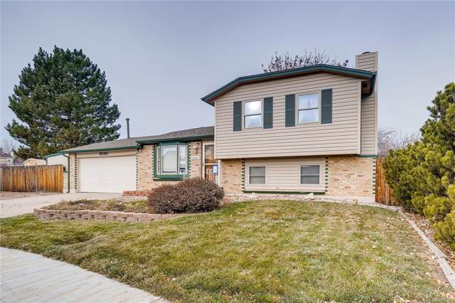 9580 W 104th Avenue, Westminster, CO 80021 (#4450940) :: The Peak Properties Group