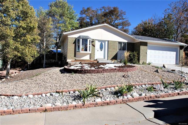 6106 W 75th Place, Arvada, CO 80003 (#4450976) :: Real Estate Professionals